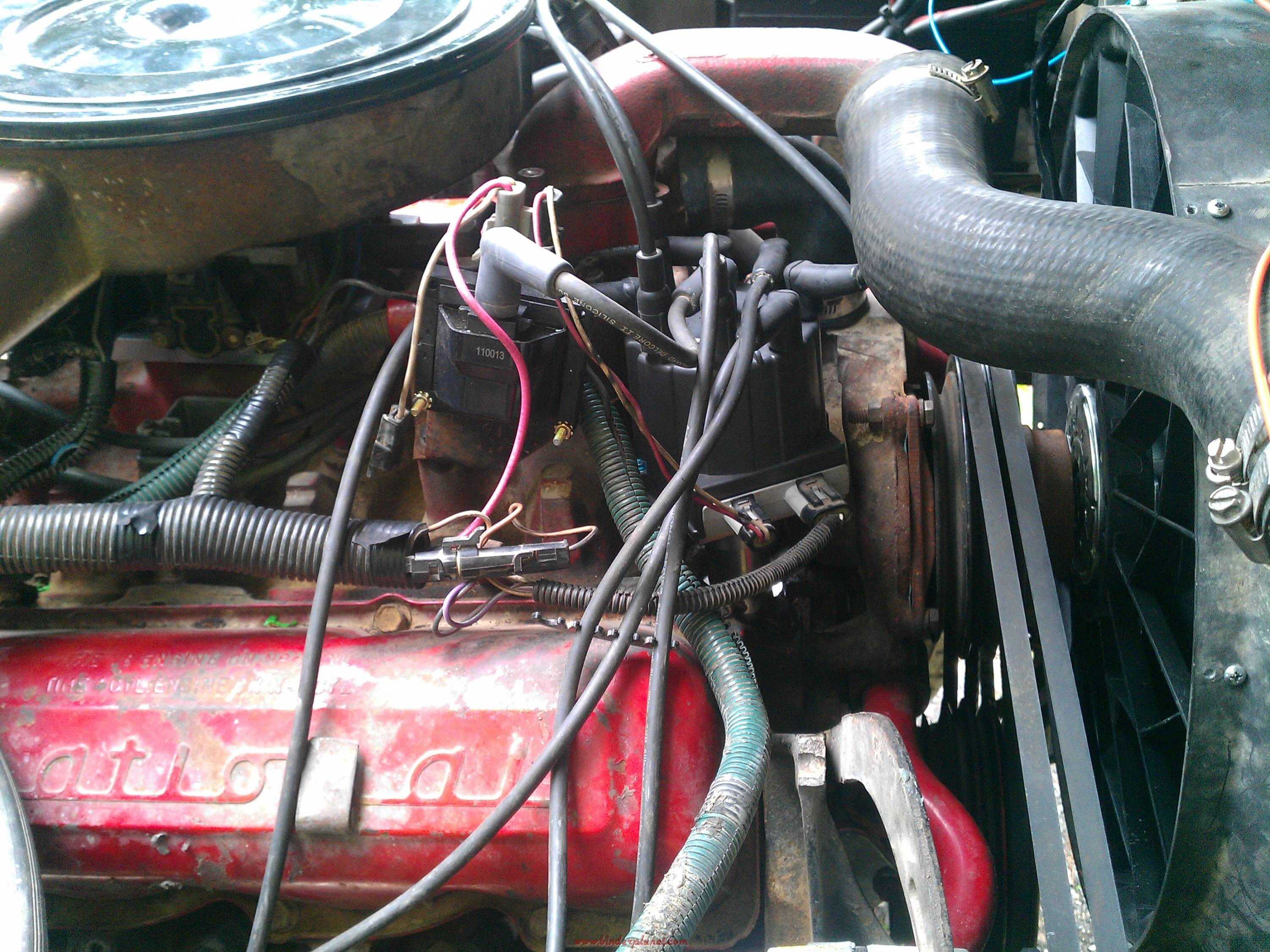 Readers Rides Page 3 Binderplanet Duraspark Conversion Kit 1978 Scout Ii Traveler 345 Junkyard Chevy Tbi Harness Hamilton Fuel Injection Adapter Plate Custom Distributor